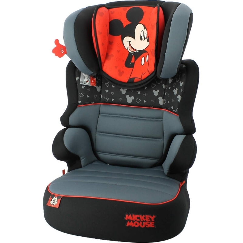 Nania Befix SP LX Disney Group 2/3 Car Seat-Mickey Mouse (New 2018)