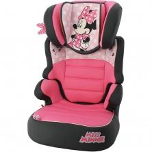 Nania Befix SP LX Disney Group 2/3 Car Seat-Minnie Mouse (New 2018)