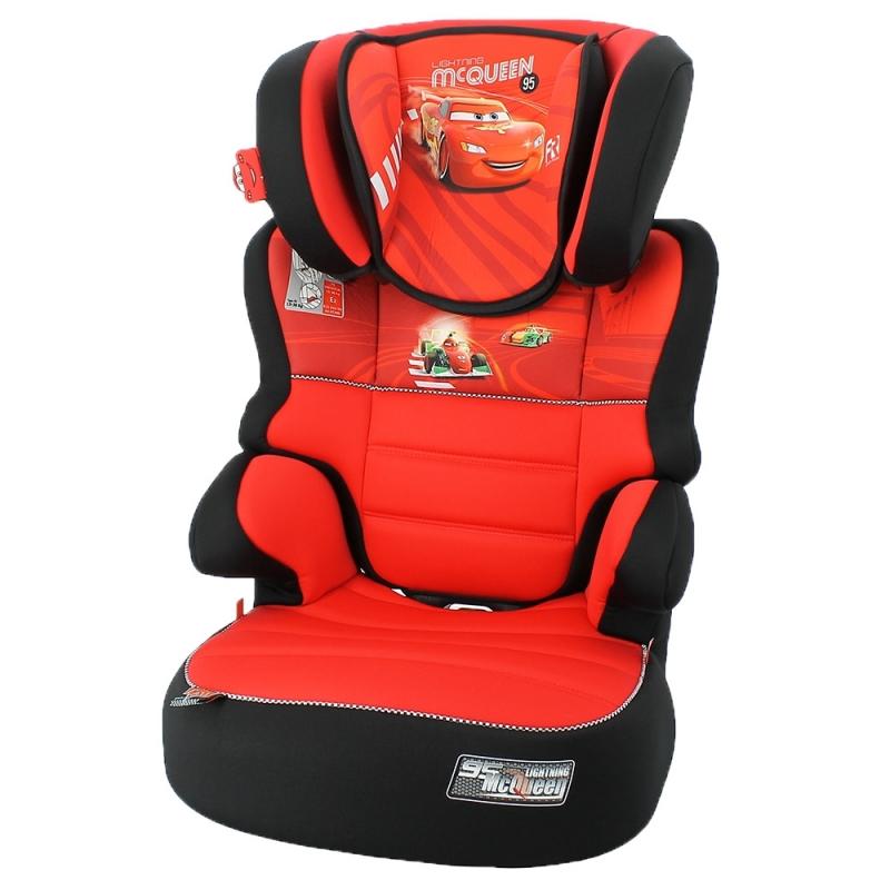 Nania Befix SP LX Disney Group 2/3 Car Seat-Cars (New 2018)