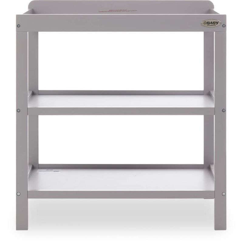 Obaby Open Changing Unit-Warm Grey (New)
