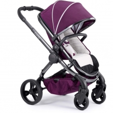 iCandy Peach Stroller-Phantom/Damson (New)