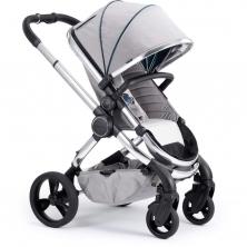 iCandy Peach Stroller-Chrome/Dove Grey (New)