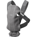 Baby Bjorn Mini Baby Carrier-Dark Grey (New 2018)