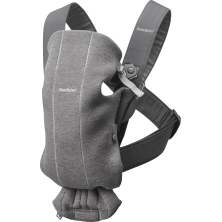 Baby Bjorn Mini Baby Carrier-Dark Grey