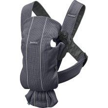 Baby Bjorn Mini Baby Carrier-Anthracite