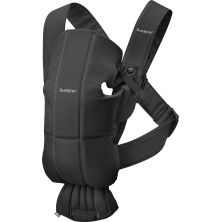 Baby Bjorn Mini Baby Carrier-Black
