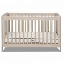 Silver Cross New England Cot Bed-Oak