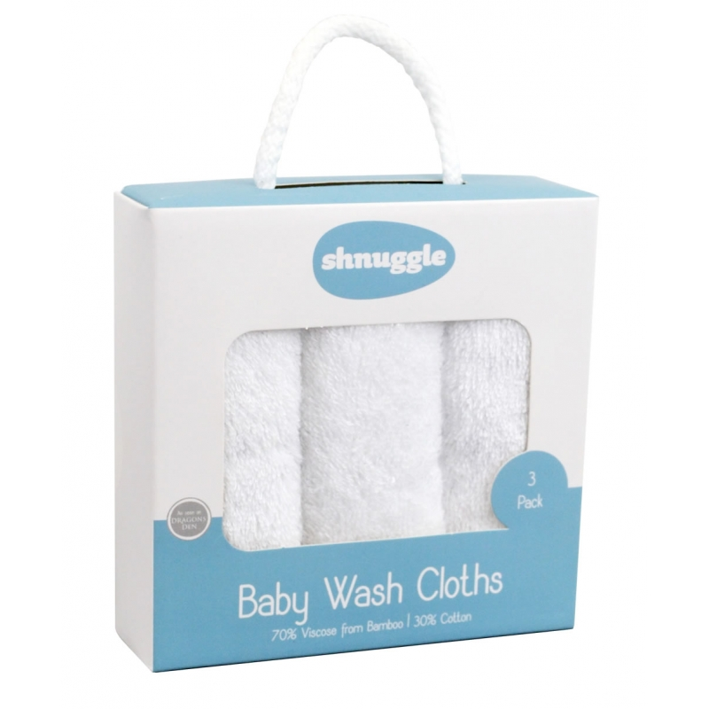 Shnuggle Wash Cloths