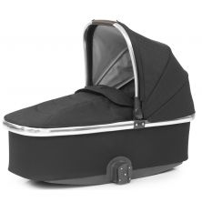 Babystyle Oyster 3 Mirror Finish Carrycot-Caviar