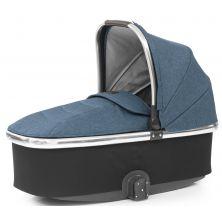 Babystyle Oyster 3 Mirror Finish Carrycot-Regatta