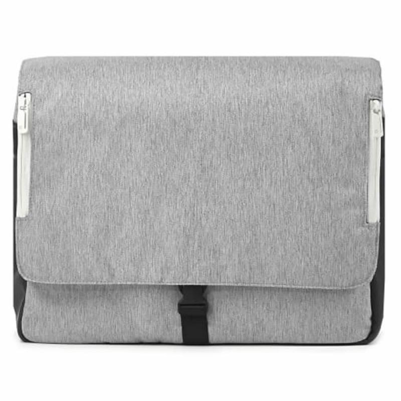 Mutsy i2 Changing Bag-Fog