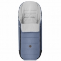 Mutsy i2 Footmuff-Bright Blue