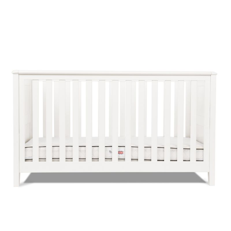 Image of Silver Cross Nostalgia Cot Bed-Ivory (New 2018)