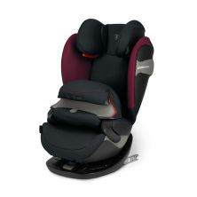 Cybex Pallas S-Fix Group 1/2/3 Ferrari Car Seat-Victory Black (New 2018)
