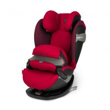 Cybex Pallas S-Fix Group 1/2/3 Ferrari Car Seat-Racing Red (New 2018)