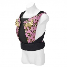 Cybex Yema Tie Cherub Jeremy Scott Baby Carrier-Pink