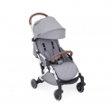 Ickle Bubba Globe Silver Chassis Pushchair-Grey