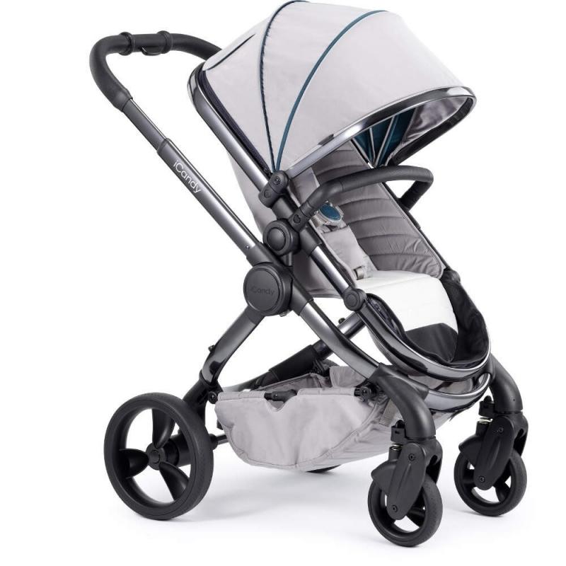 iCandy Peach Phantom Stroller-Dove Grey (New)