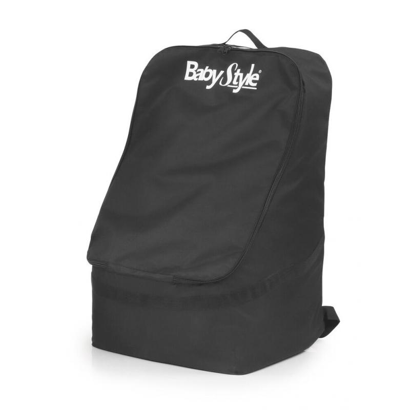 BabyStyle Travel Bag-Black