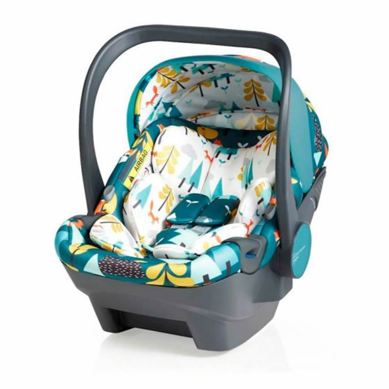 Cosatto Dock I-Size Group 0+/1 Car Seat-Fox Tale (New 2018)