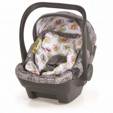 Cosatto Dock I-Size Group 0+/1 Car Seat-Dawn Chorus (New 2018)