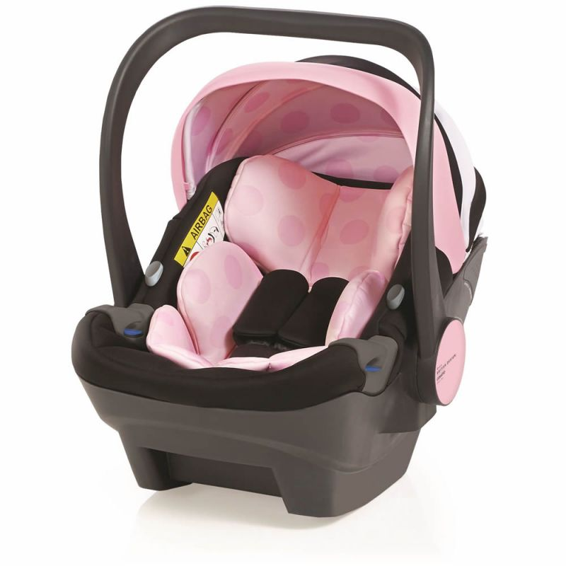 Cosatto Dock I-Size Group 0+/1 Car Seat-Go Lightly 3 (New 2018)