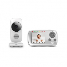 Motorola Digital Video Baby Monitor-MBP483