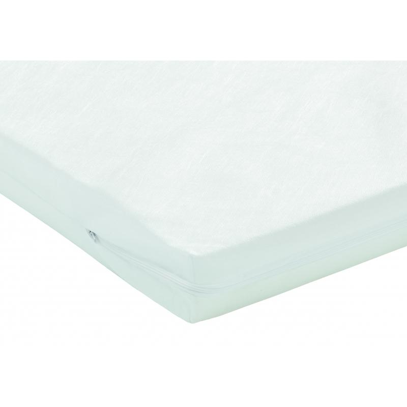 Image of Babymore Deluxe Foam Cot Mattress-120x60x10