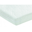 Babymore Deluxe Sprung Cot Bed Mattress-140x70x10
