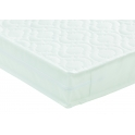 Babymore Pocket Sprung Cot Bed-140x70x10