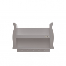Obaby Stamford Shelf-Taupe Grey