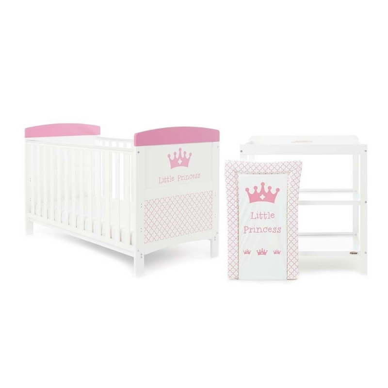 Obaby Grace Grace Inspire 2 Piece Furniture Set-Little Princess