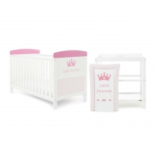 Obaby Grace Grace Inspire 2 Piece Furniture Set-Little Princess