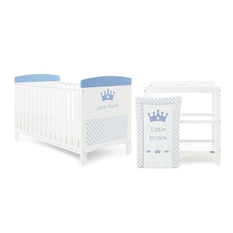 Obaby Grace Grace Inspire 2 Piece Furniture Set-Little Prince