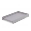 Obaby Cot Top Changer-Warm Grey (New)