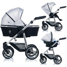 Venicci Silver Edition 3in1 Travel System-Spark