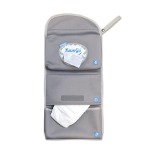 Shnuggle BumGo Baby Changing Mat-Grey (New)