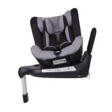 Mountain Buggy Safe Rotate Isofix Car Seat-Silver
