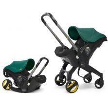 Doona Infant Car Seat Stroller-Racing Green