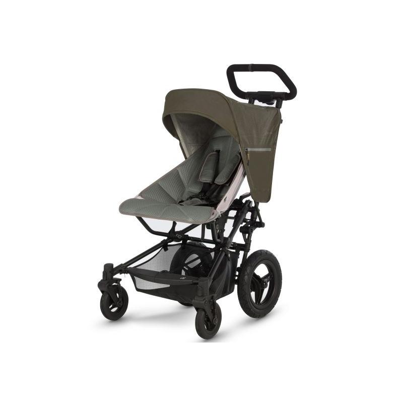 Micralite FastFold Stroller-Khaki