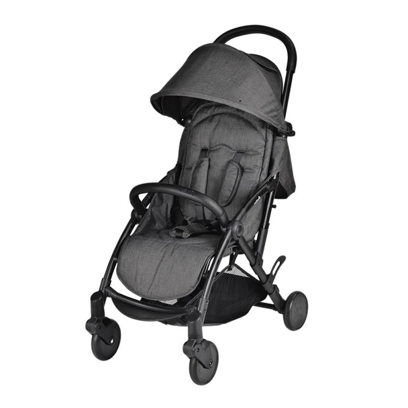 Unilove Slight Baby Stroller-Space Black