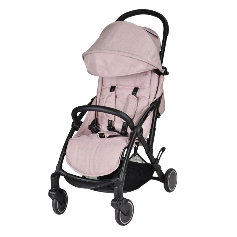 Unilove Slight Baby Stroller-Spring Pink