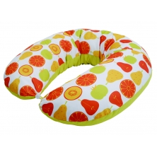 Hope Multi-Support Nursing Pillow-Limeade