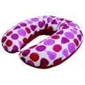 Hope Multi-Support Nursing Pillow-Raspberry