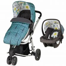 Cosatto Giggle Mix 3in1 Travel System-Fjord (New 2018)