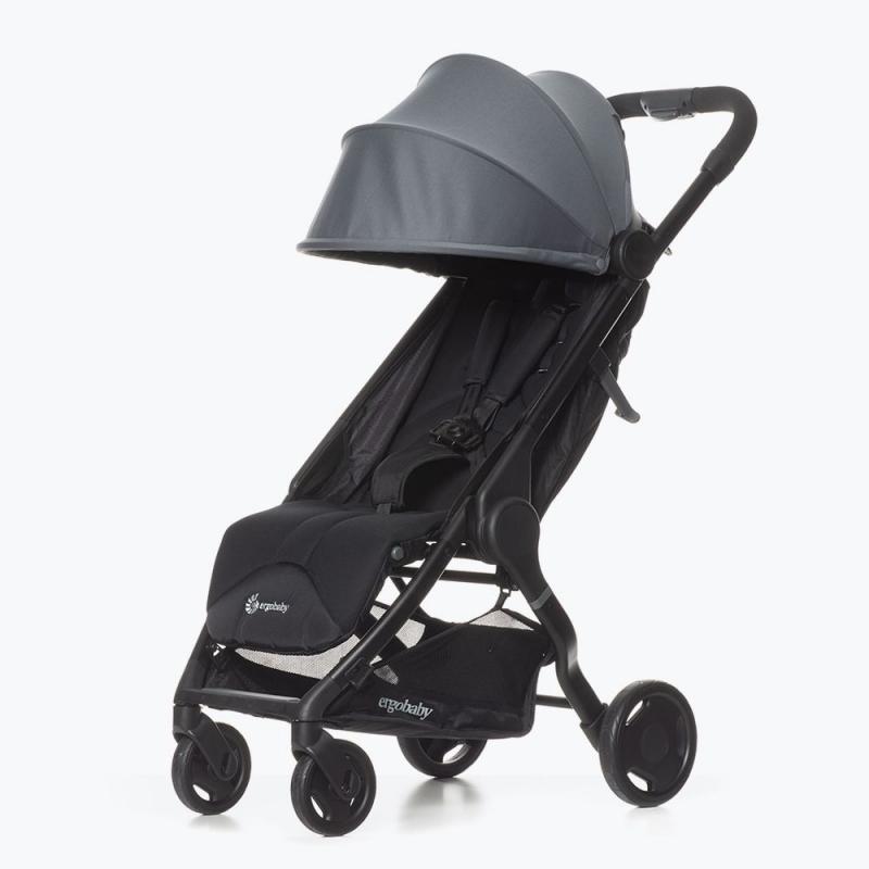 Metro Compact City Stroller-Grey