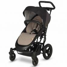Micralite SmartFold Stroller-Carbon