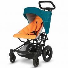 Micralite FastFold Stroller-Teal/Orange
