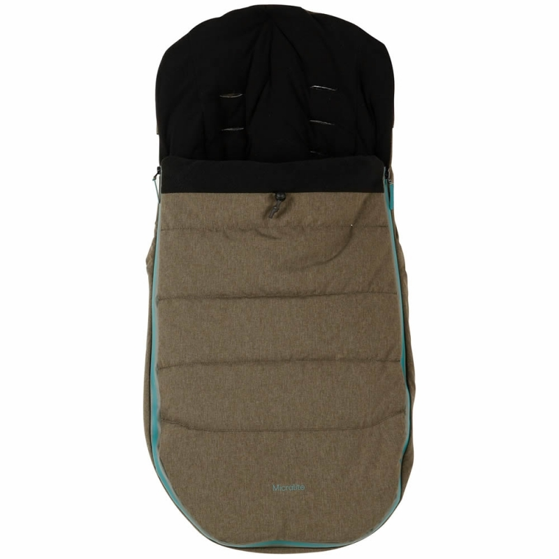 Micralite Footmuff for TwoFold and SmartFold-Evergreen