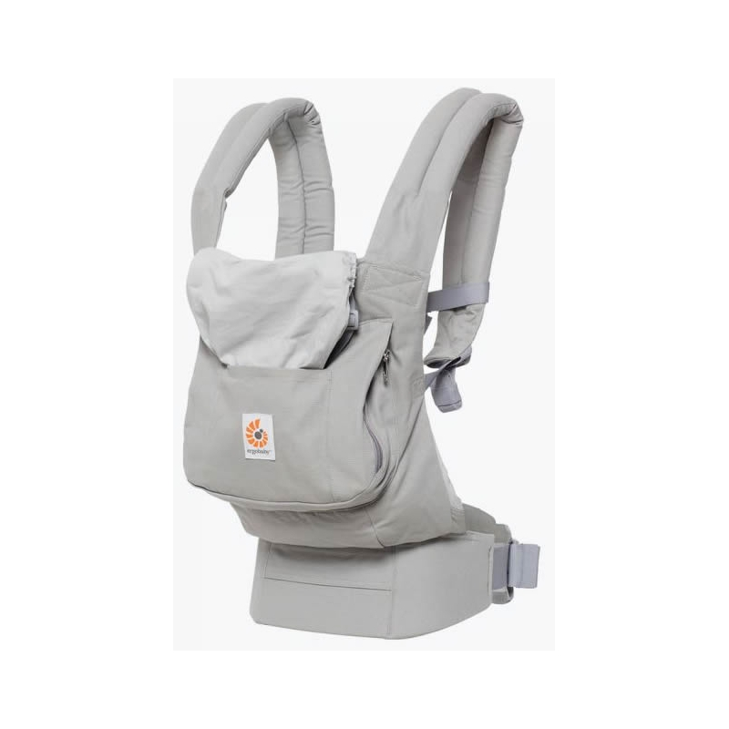 Ergobaby 360 Carrier-Pearl Grey